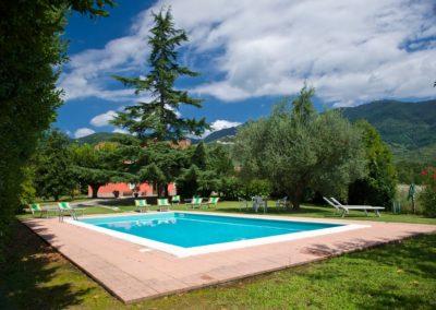 Villa Pieve - Piscina