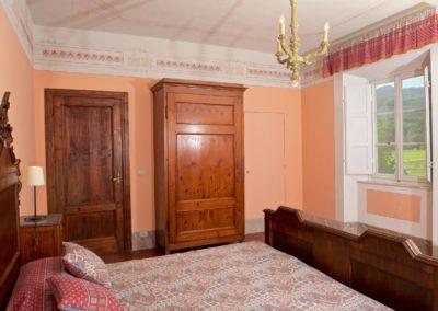 Villa Iolanda - Camera da letto