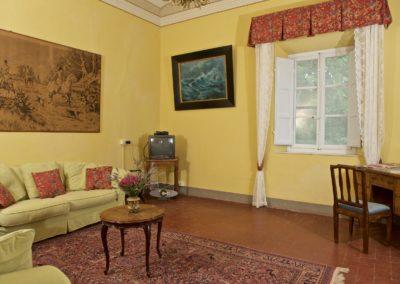 Villa Iolanda - soggiorno
